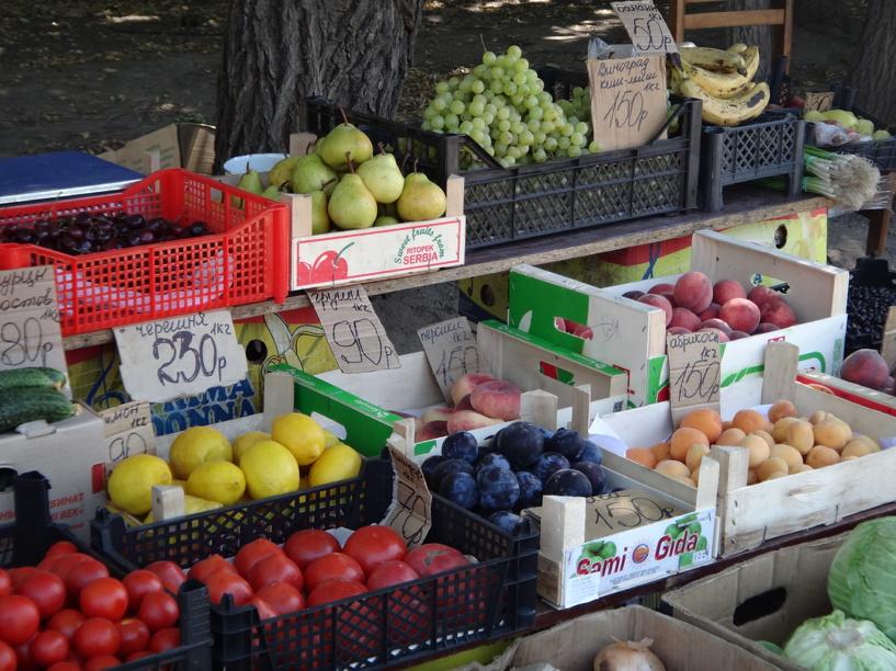 В Тамбове объявили «войну» нелегальной уличной торговле