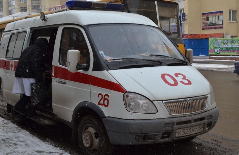 В Тамбове пенсионерка получила в автобусе черепно-мозговую травму