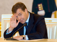 Дмитрий Медведев не допустит оппозицию до руководящих постов