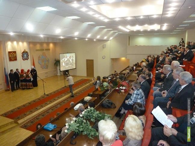 В Тамбове состоялась церемония вручения областных наград