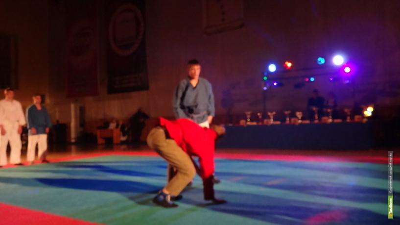 В Тамбове состоится турнир по боевому самбо