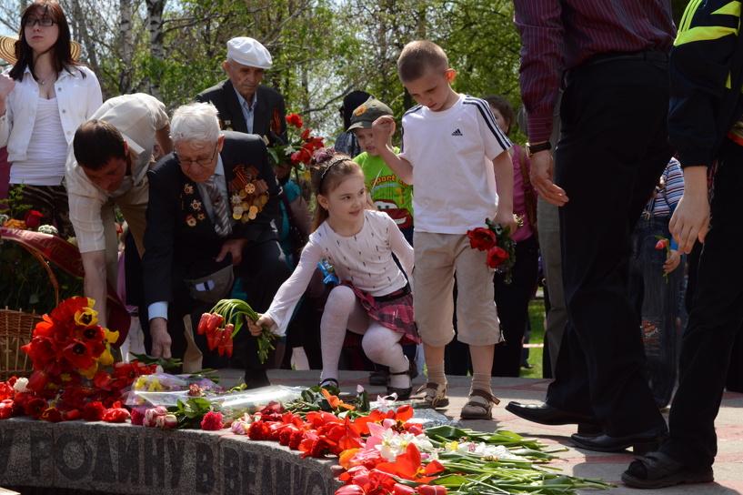 День Победы в Тамбове будут отмечать до глубокого вечера