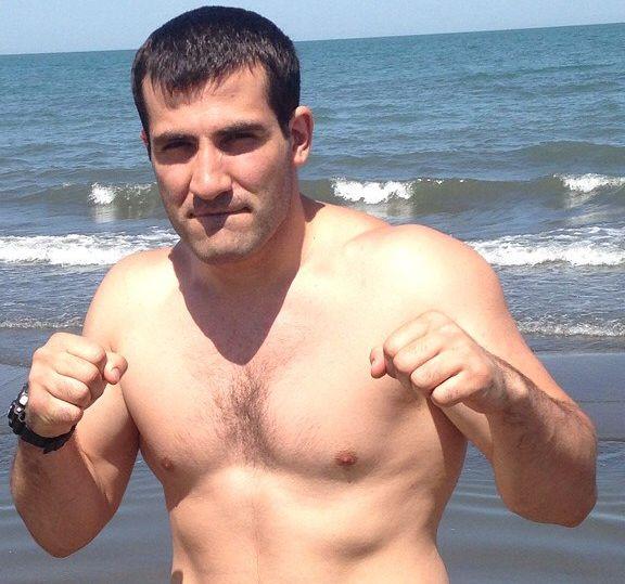 Тамбовский боец выступит на кубке России по смешанным единоборствам