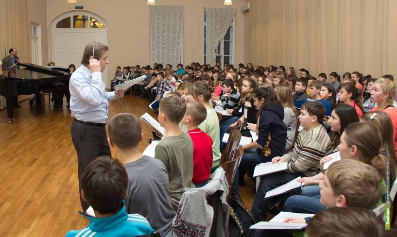 Юные вокалисты из Тамбова выступят на Олимпиаде в Сочи