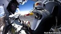 Австрийский парашютист решился прыгнуть из стратосферы
