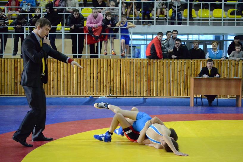 В Тамбове состоится X Открытый областной турнир по греко-римской борьбе