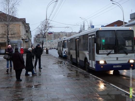 Общественный транспорт Тамбова выйдет на ночные рейсы