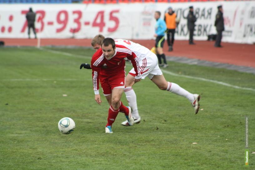 Тамбовский «Спартак» объединят с «Академией футбола»