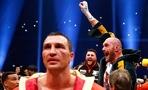 Владимир Кличко лишился всех чемпионских титулов в бою с Тайсоном Фьюри