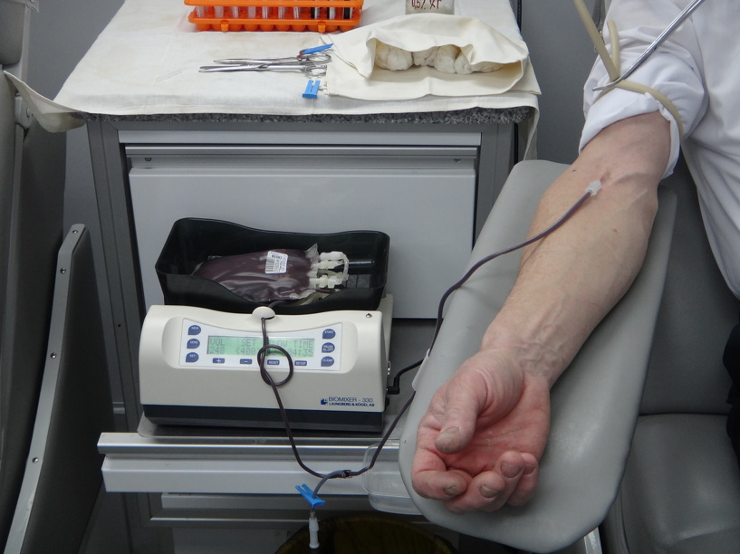 В Тамбове стартует донорская акция «Сдай кровь – спаси чью-то жизнь»