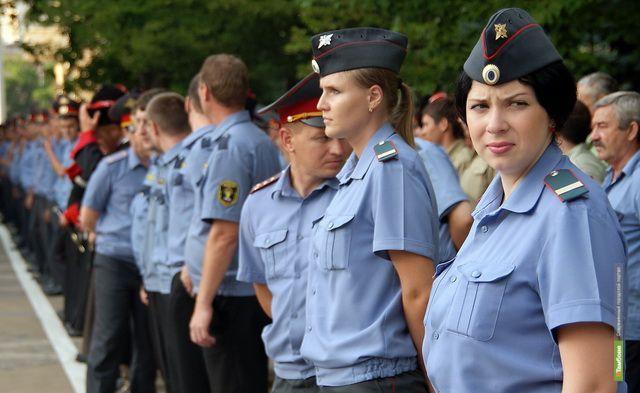 На майские праздники в области будут дежурить 3 тысячи полицейских