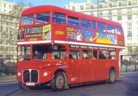Безработные британцы смогут ездить в автобусах бесплатно
