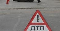В Уварово полицейский сбил пешехода