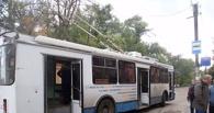 В Тамбове не будет ходить троллейбус №12