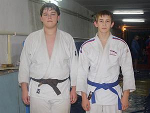 Тамбовчанин привёз «бронзу» с международного турнира по дзюдо
