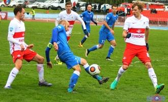 Футбольному клубу «Тамбов» выписали штрафов на 20 тысяч рублей