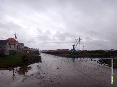 Дороги на севере Тамбова обойдутся госбюджету в миллиард рублей
