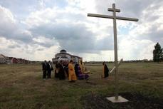 В Радужном через неделю начнут строить храм