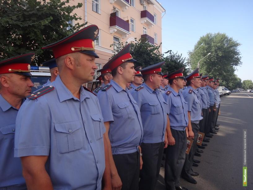 Тамбовские полицейские вступят в борьбу за звание «Народный участковый»