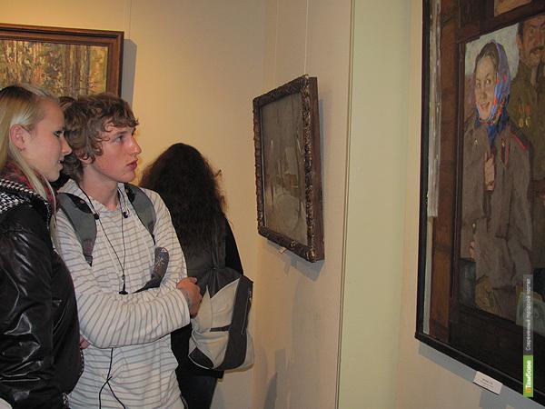 В Тамбове пройдет выставка творческого объединения «Стена»