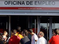 Безработица в еврозоне вновь побила рекорд
