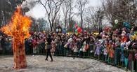Парк культуры уже начал готовиться к Широкой Масленице