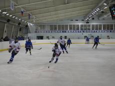 Юные хоккеисты устроят в Тамбове ледовый бой