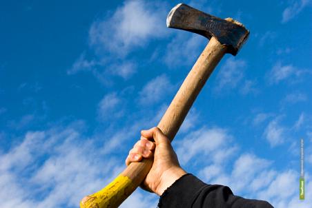 36-летний тамбовчанин угрожал зарубить дачника