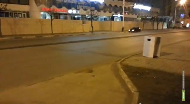 Тамбовчане прикинулись радаром и развлекали автомобилистов