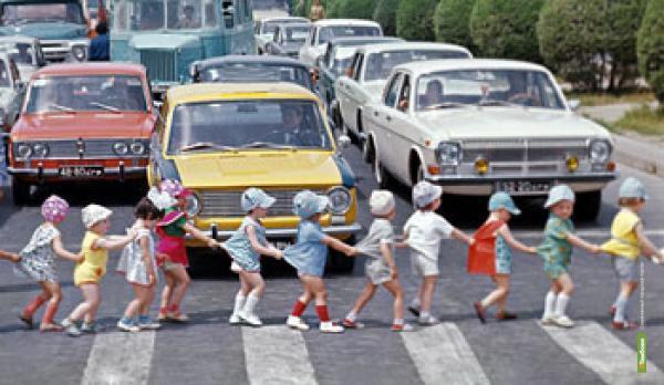 За год под колёса авто попали 83 маленьких тамбовчанина