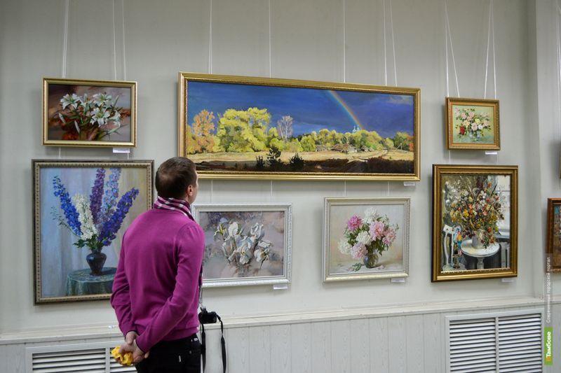 Тамбовские художники выставят свои работы в Воронеже