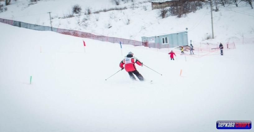 В областном центре прошли соревнования по горнолыжному спорту и сноуборду