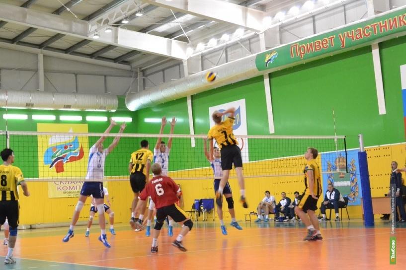 Волейболисты Тамбова привезли «серебро» с Кубка ЦФО