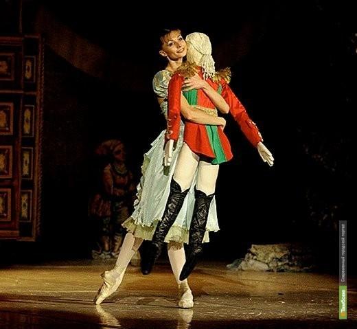 Тамбовские зрители увидят балет «Щелкунчик»