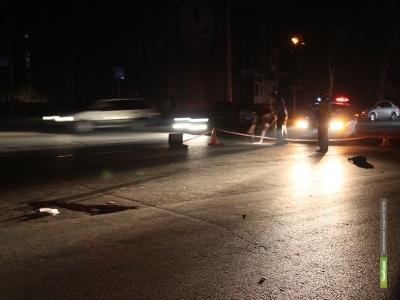 В Тамбовской области мотоциклист погиб под колесами КАМАЗа
