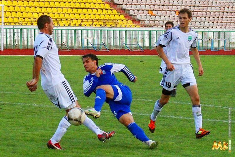 ФК «Тамбов» не вступил в областную спортфедерацию