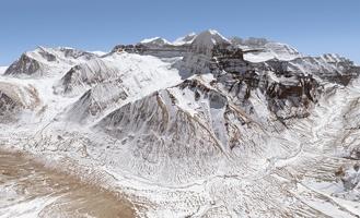 Ученые превратили снимки со спутников в трехмерные «карты» гор