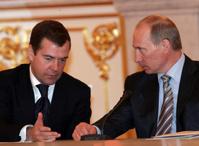 Медведев сдал позиции — президентом будет Путин