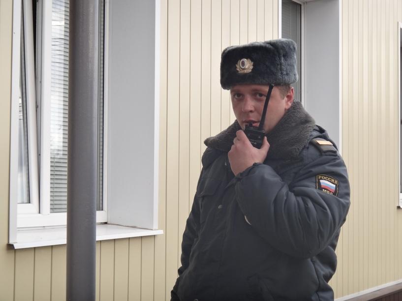 В Мичуринске задержали мужчину, находящегося в розыске