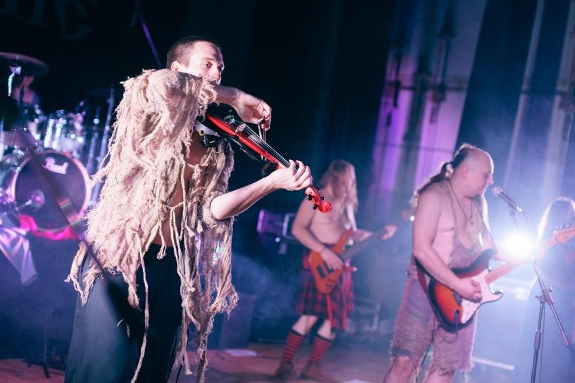 В Тамбове состоялся традиционный фолк-фестиваль
