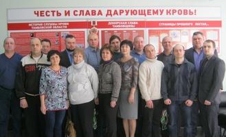 Почетными донорами стали 17 жителей нашего региона