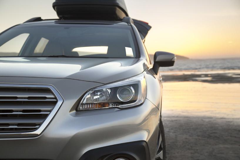 Новый Subaru Outback станет похож на младшие модели