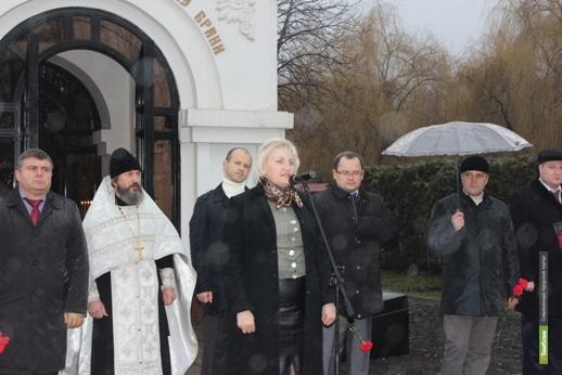 В Тамбове почтили память воинов, погибших в ходе боевых действий на Северном Кавказе