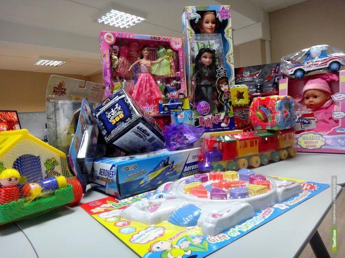 «Стань Дедом Морозом»: подарки для детишек прибывают