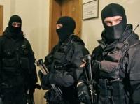 В управлении ГУ МВД по экономической безопасности прошли обыски