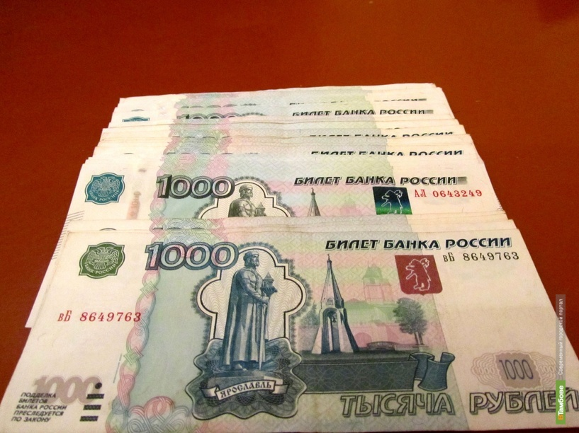 Тамбовчанка задолжала полмиллиона рублей по алиментным платежам