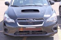 Новая Subaru WRX попалась в объективы фотошпионов