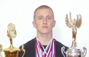 Тамбовский гиревик установил мировой рекорд