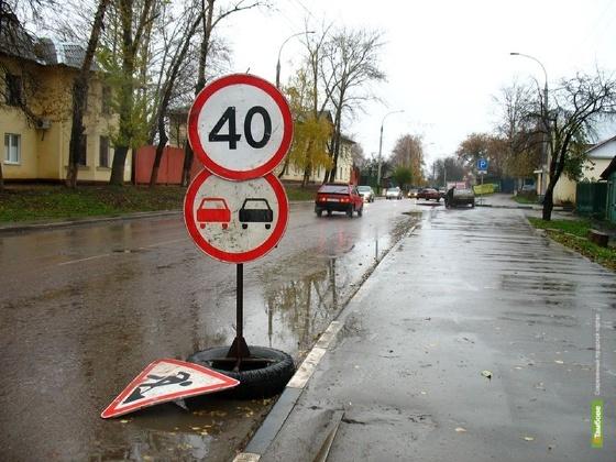 Объезжать участок улицы Гастелло автомобилистам придется еще неделю
