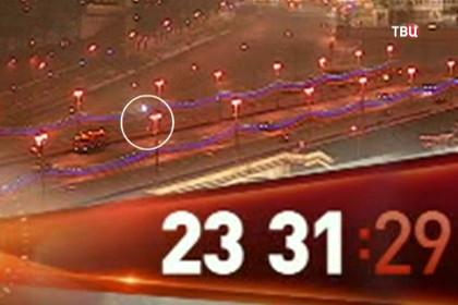 ТВЦ показал момент убийства Бориса Немцова